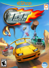 TNT Racers - Nitro Machines Edition eShop cover (WAYE)