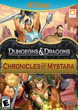 Dungeons & Dragons: Chronicles of Mystara eShop cover (WDDE)
