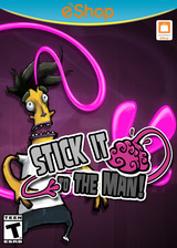 Stick it to the Man eShop cover (WMNE)