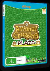 Animal Crossing Plaza eShop cover (ADBP)