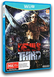 Devil's Third WiiU cover (ADNP01)