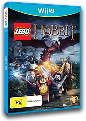 LEGO The Hobbit WiiU cover (ALHPWR)