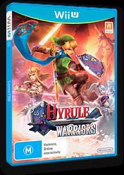 Hyrule Warriors WiiU cover (BWPP01)