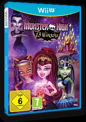 Monster High: 13 Wünsche WiiU cover (AC2PVZ)
