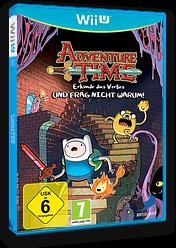 Adventure Time: Erkunde das Verlies UND FRAG NICHT WARUM! WiiU cover (ADVPAF)