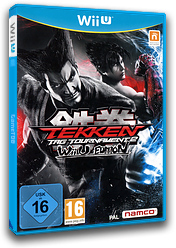 Tekken: Tag Tournament 2 WiiU cover (AKNPAF)