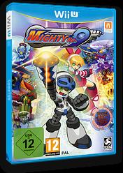 Mighty No. 9 WiiU cover (AMQPKM)