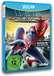 The Amazing Spider-Man Ultimate Edition WiiU cover (AMZP52)
