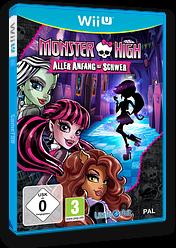 Monster High: Aller Anfang ist schwer WiiU cover (BMSPVZ)