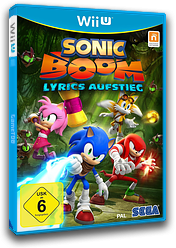 Sonic Boom: Lyrics Aufstieg WiiU cover (BSSP8P)