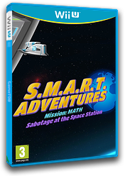 SMART Adventures Mission Math: Sabotage at the Space Station eShop cover (ADMP)