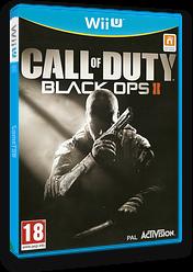 Call of Duty: Black Ops II WiiU cover (AECP52)