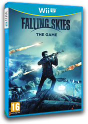 Falling Skies: The Game eShop cover (AF8P)