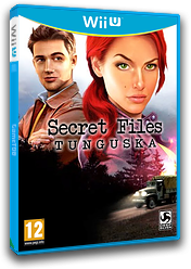 Secret Files: Tunguska eShop cover (AFHP)