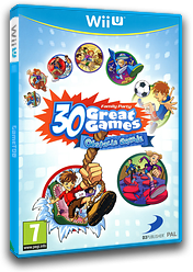 Family Party: 30 Great Games Obstacle Arcade WiiU cover (AFPPAF)