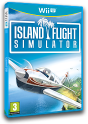 Island Flight Simulator eShop cover (AFVP)
