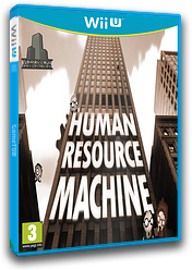 Human Resource Machine eShop cover (AHMP)