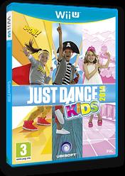 Just Dance Kids 2014 WiiU cover (AJKP41)