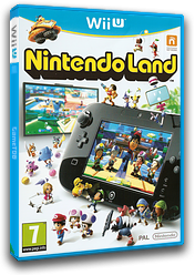 Nintendo Land WiiU cover (ALCP01)
