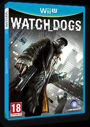 Watch Dogs WiiU cover (AWCP41)