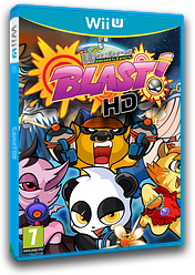 Wicked Monsters Blast! HD PLUS eShop cover (AWMP)