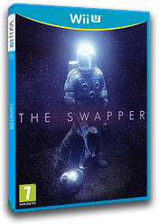 The Swapper eShop cover (AXZP)