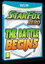 Star Fox Zero - The Battle Begins eShop cover (BAEP)