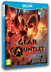 Gear Gauntlet eShop cover (BGGP)