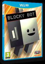 Blocky Bot eShop cover (BYBP)