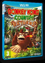 Donkey Kong Country Returns eShop cover (VABP)