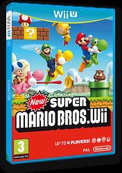 New Super Mario Bros. Wii eShop cover (VAFP)