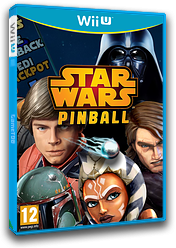 Star Wars Pinball eShop cover (WA2P)