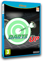 Darts Up eShop cover (WDUP)