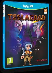 Teslagrad WiiU cover (WGDZ3A)