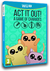 ACT IT OUT! A Game of Charades eShop cover (WGQP)