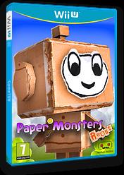 Paper Monsters Recut eShop cover (WM3P)