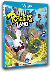 Rabbids Land WiiU cover (ARBP41)