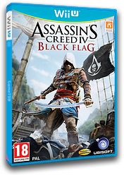 Assassin's Creed IV: Black Flag WiiU cover (ASBP41)