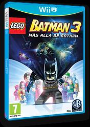 LEGO Batman 3: Más allá de Gotham WiiU cover (BTMPWR)