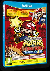 Mario vs. Donkey Kong: Tipping Stars (Download Code) WiiU cover (WAFP01)