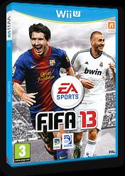 FIFA 13 pochette WiiU (AF3P69)
