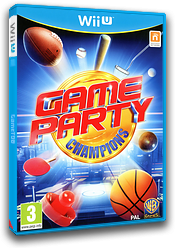 Game Party Champions pochette WiiU (AGPPWR)