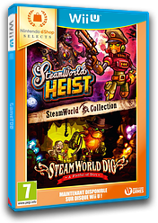 SteamWorld Collection pochette WiiU (AJ8PVW)
