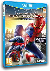 The Amazing Spider-Man Ultimate Edition pochette WiiU (AMZP52)