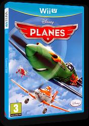 Disney Planes pochette WiiU (APAP4Q)