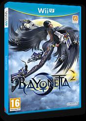 Bayonetta 2 pochette WiiU (AQUP01)