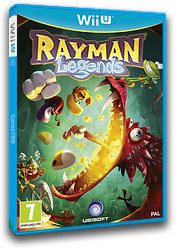 Rayman Legends pochette WiiU (ARMP41)