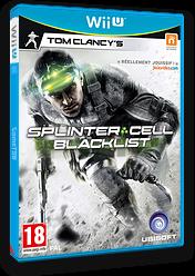 Tom Clancy's Splinter Cell Blacklist pochette WiiU (AS9P41)