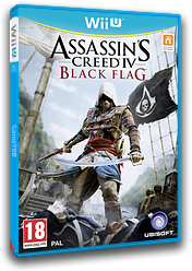 Assassin's Creed IV: Black Flag pochette WiiU (ASBP41)