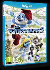 Les schtroumpfs 2 pochette WiiU (ASUP41)